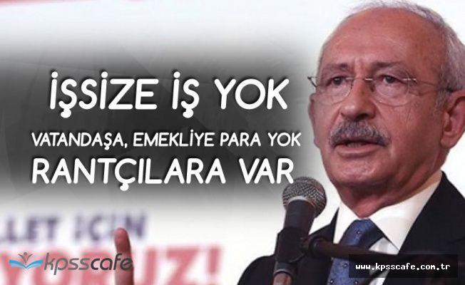 Kemal Kılıçdaroğlu: Ortadoğu'da Barış Sağlanacak