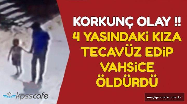 Korkunç Olay: Patronunun 4 Yaşındaki Kızına Tecavüz Etti Sonra..