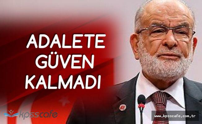 Cumhurbaşkanı Adayı Karamollaoğlu: Adalete Güven Kalmadı, Hükümet Bunu Bilerek Yaptı!