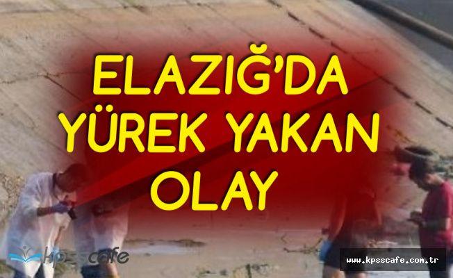 Elazığ'da Korkunç Olay! 3 Yaşındaki Minik Kız Hayatını Kaybetti