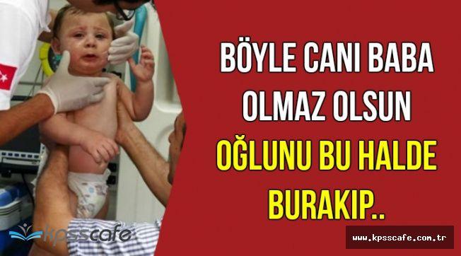 Adana'da Feci Olay: Böyle Baba Olmaz Olsun