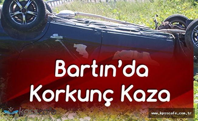 Bartın'da Korkunç Kaza! 6 Kişi Yaralandı