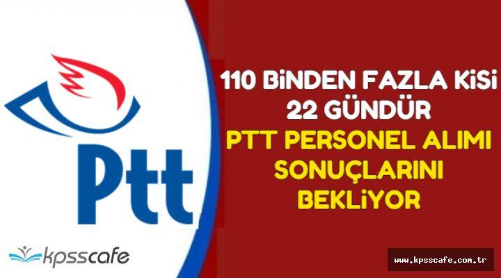 PTT Personel Alımı Sonuçları Ne Zaman Açıklanacak?
