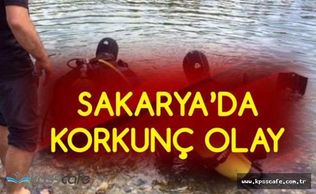 Sakarya'da 7 Yaşındaki Çocuk Girdiği Derede Boğuldu!