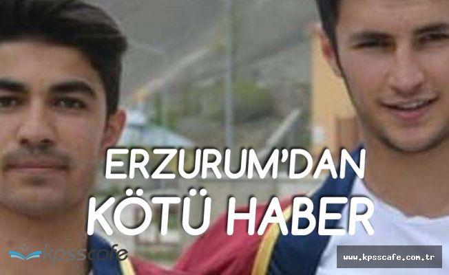 Bayramın İlk Günü Erzurum'dan Kötü Haber!