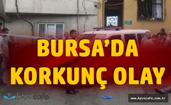 Bursa'da Korkunç Olay! Suriyeli Kadın Bebeğinin Yanında Ölü Halde Bulundu