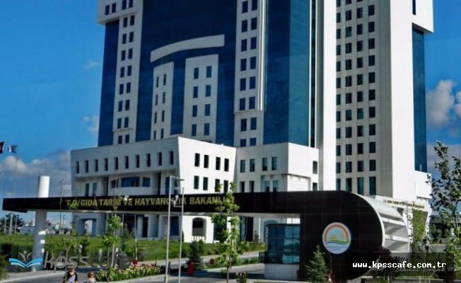 Tarım Bakanlığı Personeli Tayin Sonuçları Açıklandı