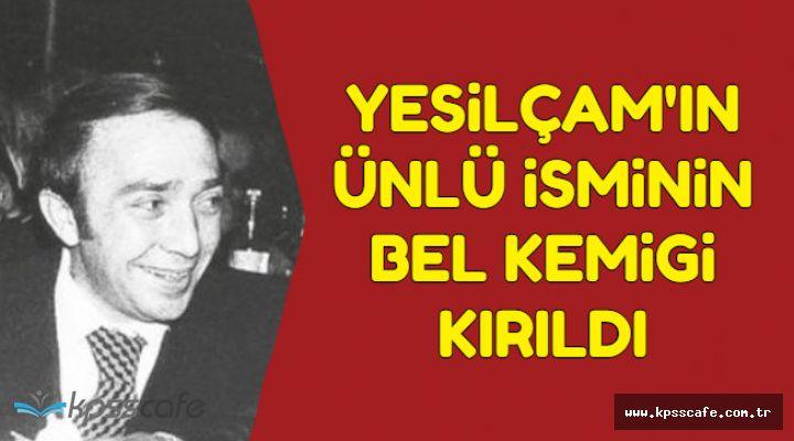 Türker İnandoğlu'nun Bel Kemiği Kırıldı-İşte Son Durumu