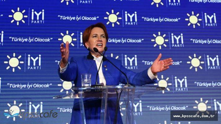 İYİ Parti 44 Vekil Çıkardı-İşte İYİ Parti Milletvekilleri ve İlleri