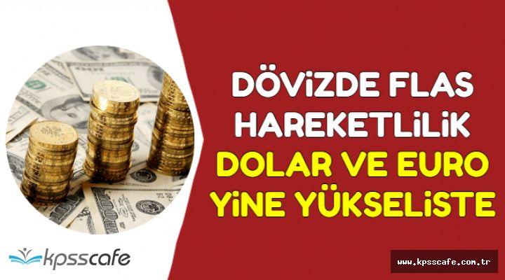 Dolar ve Euro Yine Yükselmeye Başladı-Kritik Seviyeyi Aştılar (Dolar/TL Ne Kadar?)