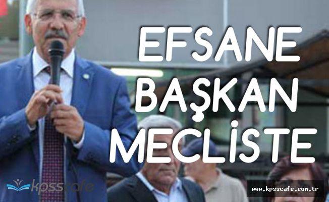 Memur Adaylarının ve Memurların Sesi Fahrettin Yokuş Konya Milletvekili Oldu