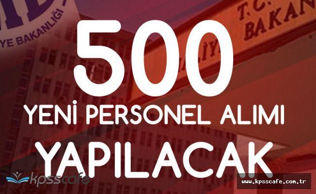 Maliye Bakanlığı'na 500 Yeni Personel Alınıyor! Başvurular 2 Temmuz'da Başlayacak
