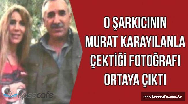 O Şarkıcının Murat Karayılanla Çektiği Fotoğrafı Ortaya Çıktı