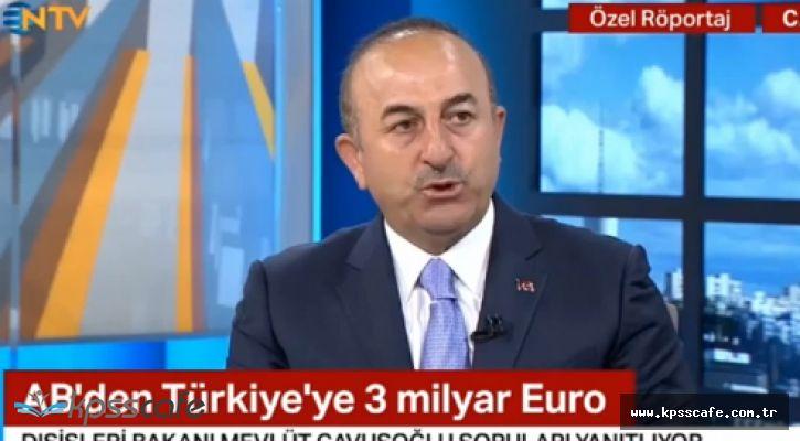 Bakan Çavuşoğlu'ndan Kritik F35 ve ABD Açıklaması