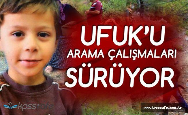 Hatay'da Kaybolan 6 Yaşındaki Ufuk Tatar Aranıyor!