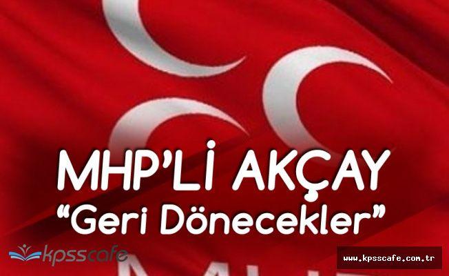 MHP'den İYİ Parti'ye Giden Ülkücüler Hakkında 'Geri Dönecekler'