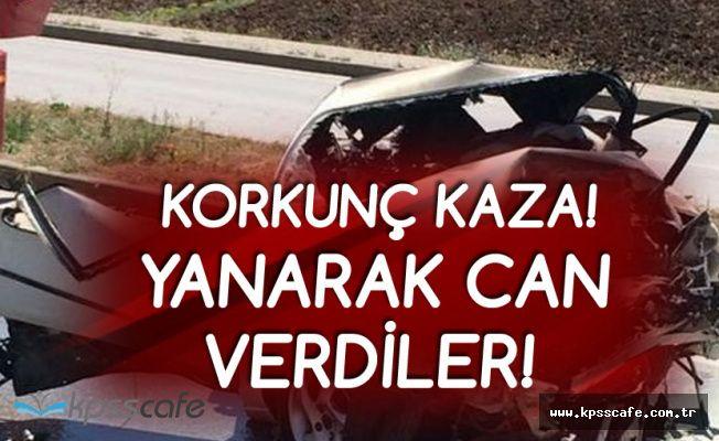 Sivas'da Can Pazarı! 4 Ölü, 4 Yaralı