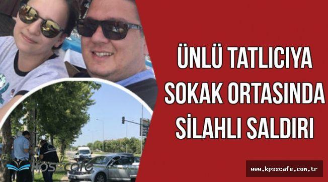 Bursa'da Sokak Orasında Silahlı Saldırı: Ünlü Tatlıcıyı Vurdular