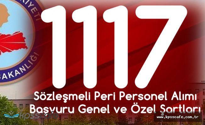 İçişleri Bakanlığı'na 1117 Büro Personeli Alımı Başvuru Şartları (Mezuniyet, Yaş ve Diğer Konular)