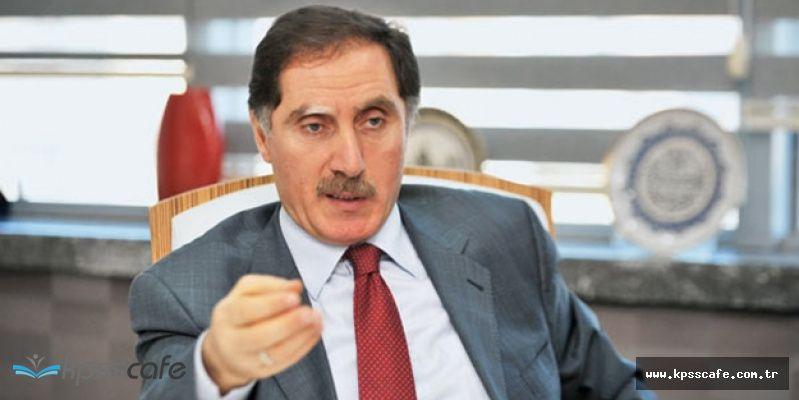 Şeref Malkoç Kimdir? Asıl Görevi Nedir? Adalet Bakanı mı Olacak?..