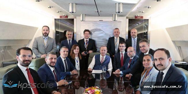 Erdoğan'dan Flaş Açıklamalar: Genelkurmay MSB'ye Bağlandı