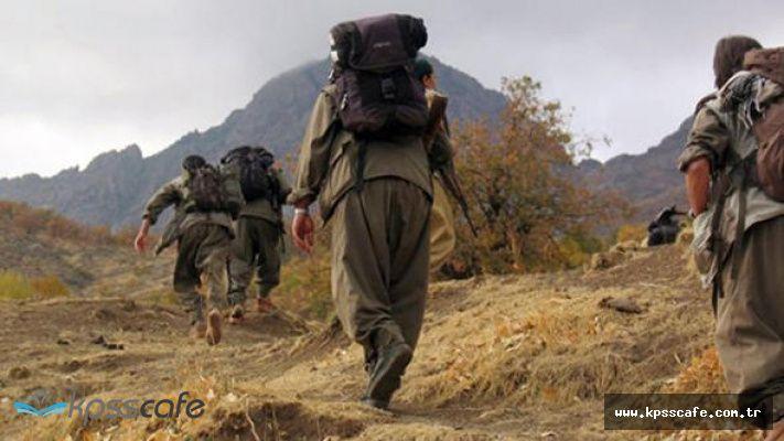 """PKK'lılar: """"Her yerde asker var, ölüyoruz"""""""