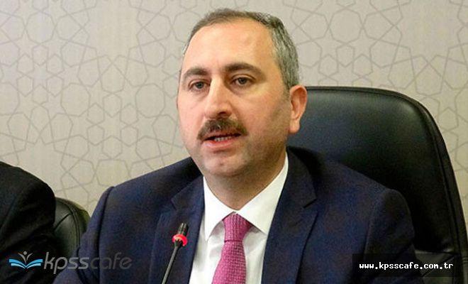 Adalet Bakanı Gül'den Flaş OHAL Açıklaması!..