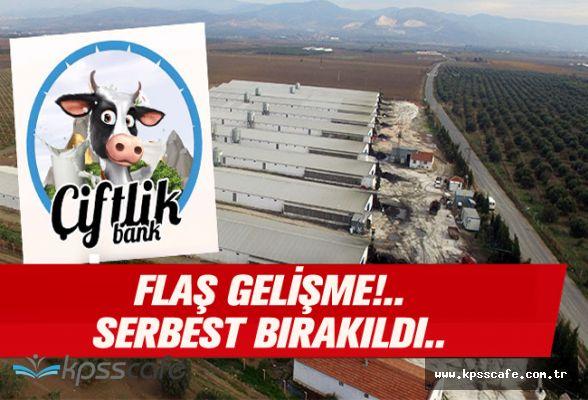 Çiftlik Bank skandalında flaş gelişme: Serbest bırakıldı