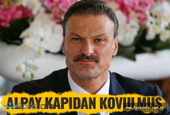 AK Partili Alpay Özalan Seçim Çalışmaları Sırasında Kapıdan Kovulmuş