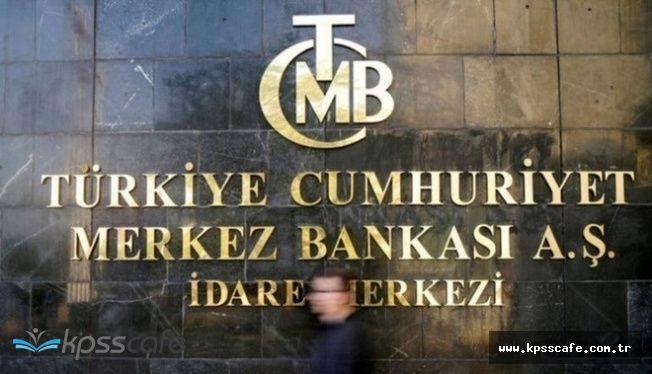 Merkez Bankası'ndan Flaş Faiz Açıklaması!..
