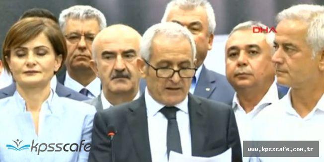 CHP'de 59 İl Başkanından Ortak Bildiri!..