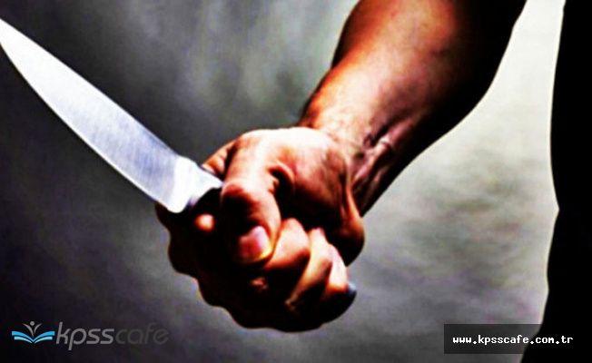 Polis Memuru, Karakolda Polisin Boğazını Keserek Öldürdü!...