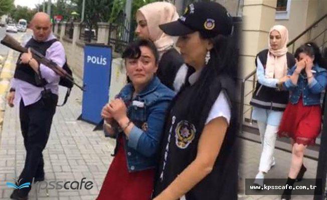 Yeni Doğan Bebeğini Balkondan Atan Anne 8 Yıl Sonra Tutuklandı!..