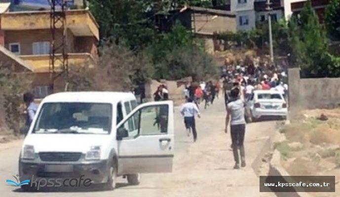 Silopi'de Kaçak Elektrik Tespiti İçin Gelen Ekiplere bütün Mahalle Saldırdı!..