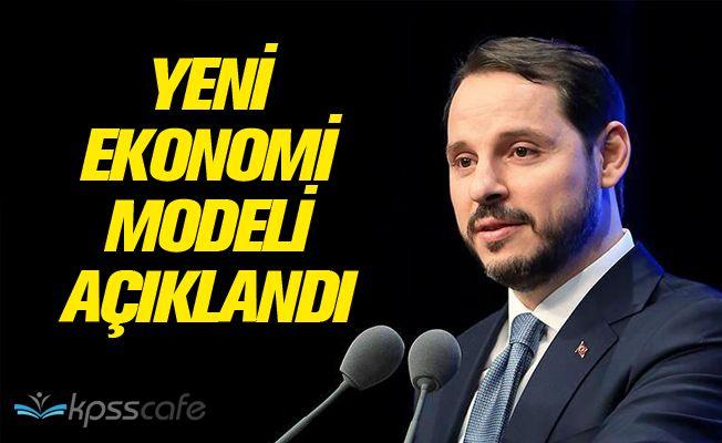 Yeni Ekonomi Modeli Açıklandı!..