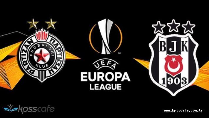 Partizan - Beşiktaş maçı hangi kanalda saat kaçta yayımlanacak?..