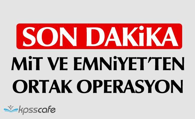 PKK'nın kritik yöneticisi yakalandı! MİT ve Emniyet'ten Ortak Operasyon!..