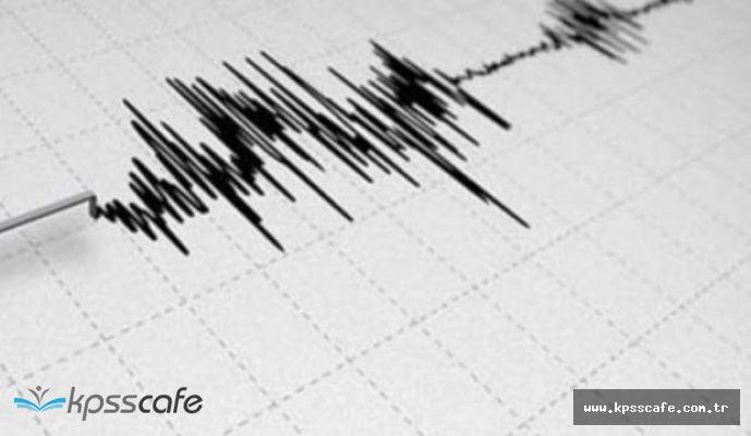 ABD'de 6,0 büyüklüğünde deprem