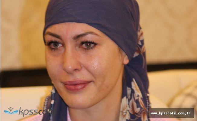 Dinini değiştirip Müslüman olan Alman kadın gözyaşlarına boğuldu