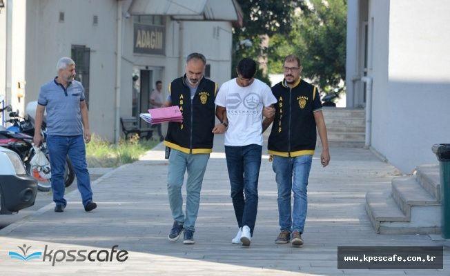 Adana'da çaldıkları cep telefonunu beğenmeyip geri veren kapkaççılar tutuklandı