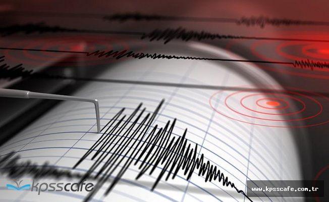 Korkutan Şiddetli Deprem!..