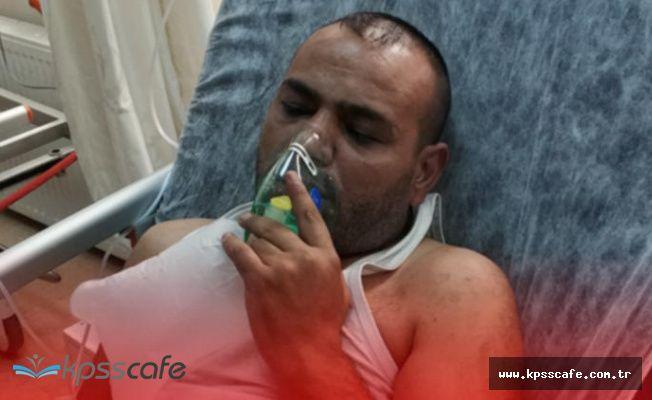 4 yaşındaki çocuk 8 kişiyi hastanelik etti : Aman Dikkat!..