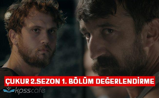 Çukur Dizisi Yeni Sezonun İlk Bölümüyle Nefesleri Kesti!..