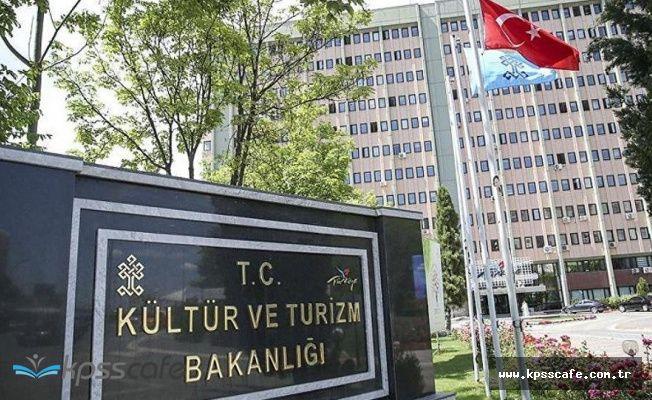 Kültür ve Turizm Bakanlığı atama kararları Resmi Gazete'de