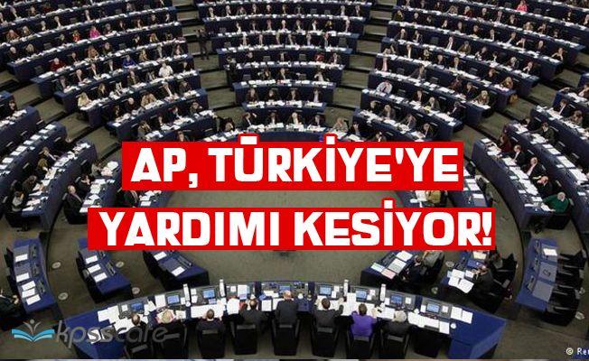 AP, Türkiye'ye yardımı kesiyor!