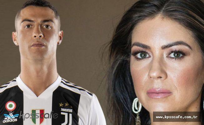 Cristiano Ronaldo'dan tecavüz açıklaması