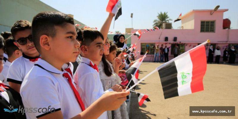 Bağdat'ta Türkçe Yabancı Dil Olarak Müfredata Girdi