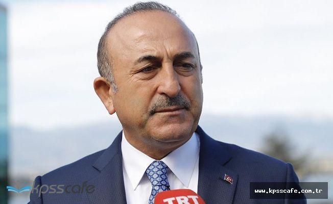 Dışişleri Bakanı Çavuşoğlu: Münbiç'ten YPG'lilerin çıkarılmasının zamanı geldi