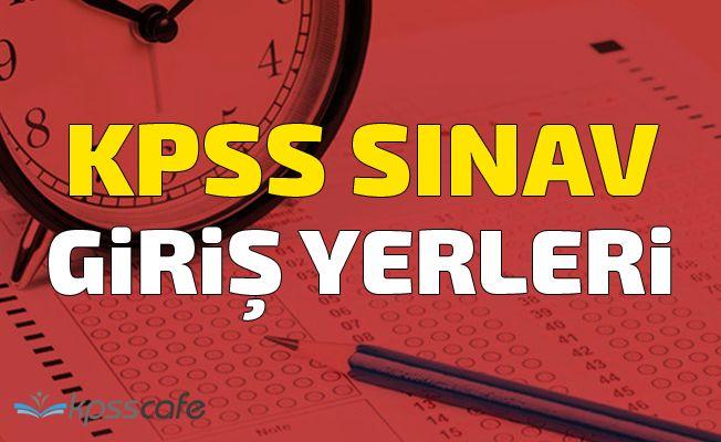 2018 KPSS Ortaöğretim -Lise Memurluk Sınavı ÖSYM Giriş Belgesi Yazdırma Ekranı!