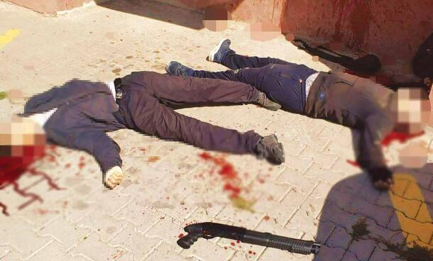 Pompalı tüfekle sanal oyuna 2 liseli kurban... Gençliğim eyvah